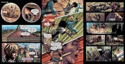 Komiks Assassins Creed 3: Návrat domů