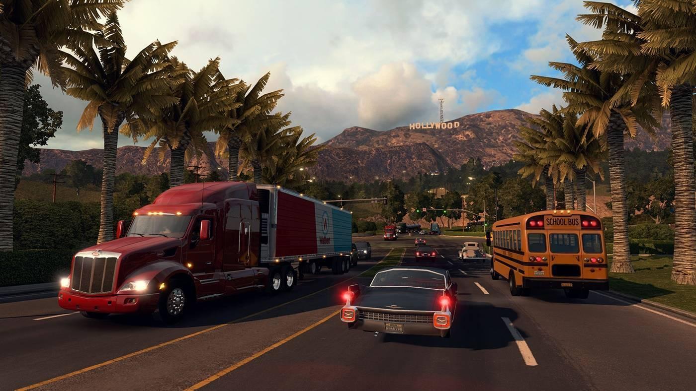 American Truck Simulator - West Coast Bundle