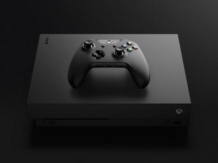 Konzole Xbox One X 1TB (XONE)