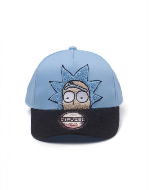 KÅ¡iltovka Rick and Morty - Rick Baseball Hat