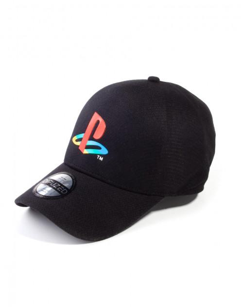 Kšiltovka PlayStation - Logo (černá)