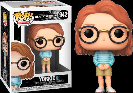 Figurka Black Mirror - Yorkie (Funko POP! Television 942)