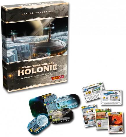 Desková hra Mars: Teraformace - Kolonie