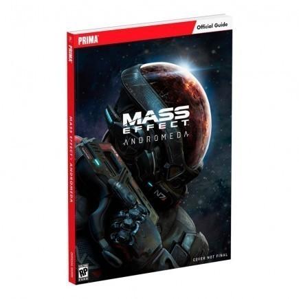 Oficiální průvodce Mass Effect: Andromeda