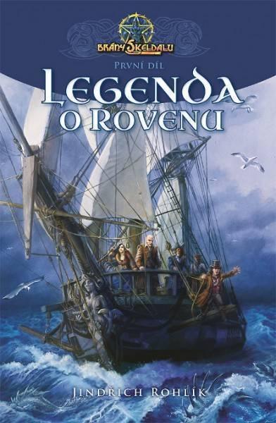 Kniha Brány Skeldalu I.: Legenda o Rovenu