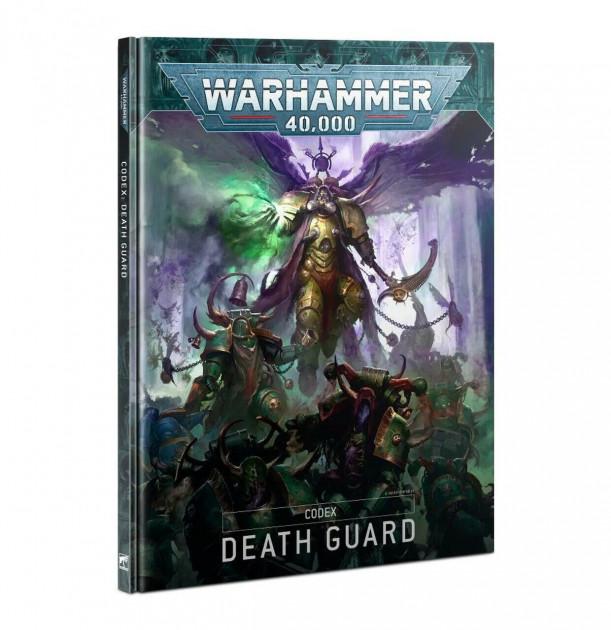 Kniha W40k: Codex: Death Guard (2021)