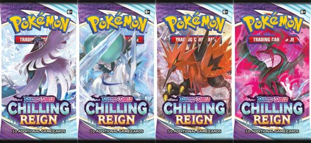 Pokémon TCG: SWSH05 - Booster