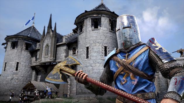 akční středověká hra