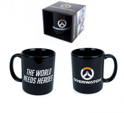 Hrnek Overwatch - Logo