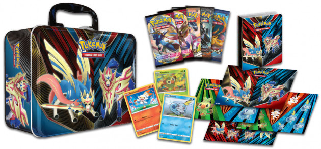 Karetní hra Pokémon TCG - Collector Chest Spring 2020