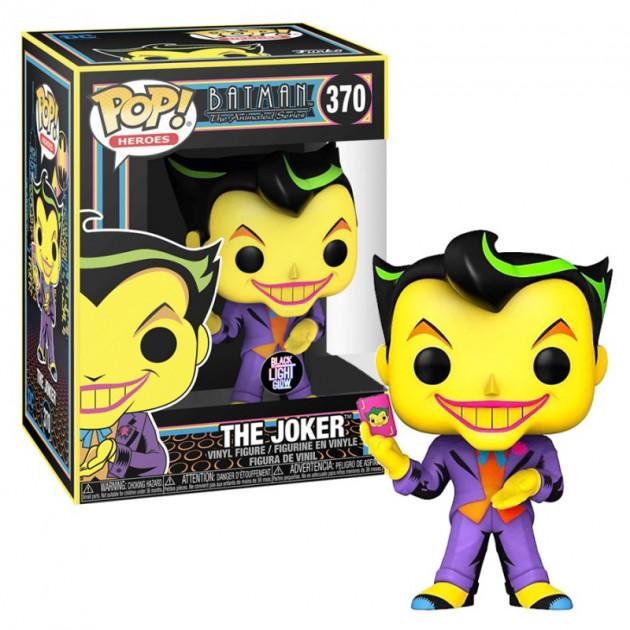 Figurka Batman - Black Light Joker Special Edition (Funko POP! Heroes 370)