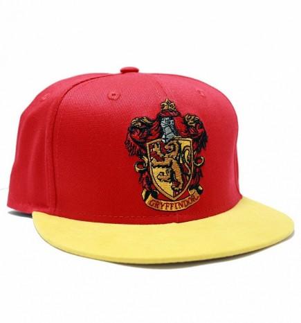 Harry Potter - Gryffindor Logo Cap - Red