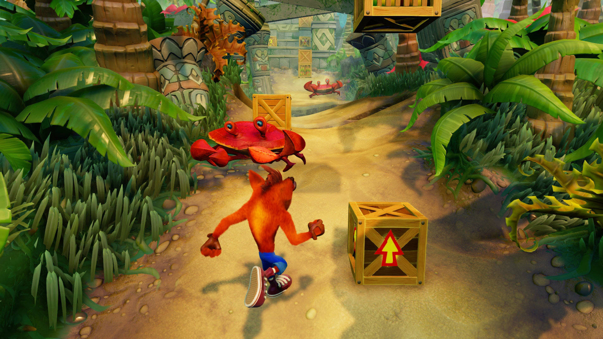 Crash Bandicoot N.Sane Trilogy - Xzone edice (SWITCH)