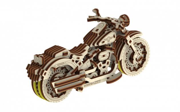 CRUISER V-TWIN - MOTOCYKL