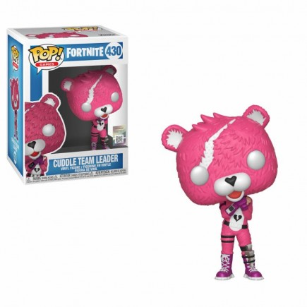 Figurka Fortnite - Cuddle Team Leader (Funko POP! Games 430)