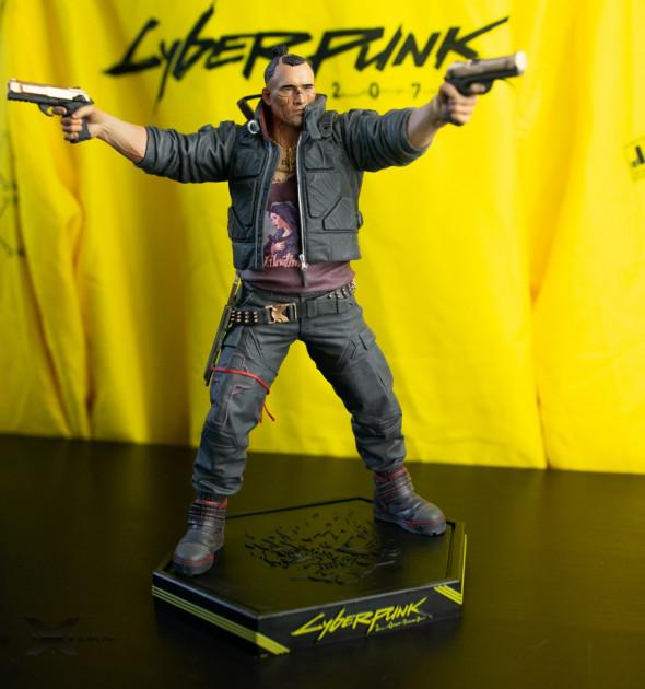 Figurka Cyberpunk 2077 - Jackie Welles (Dark Horse, 25 cm)
