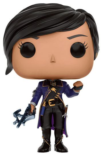 Figurka Dishonored - Emily Unmasked (Funko POP! Games 124)