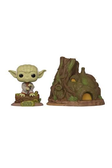 Figurka Star Wars - Dagobah Yoda's Hut (Funko POP! Town 11)