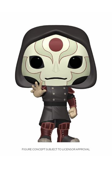 Figurka Legend of Korra - Amon (Funko POP! Animation)