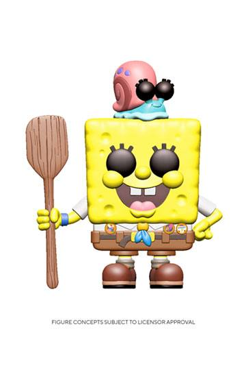 Figurka SpongeBob Squarepants - Spongebob Camping Gear (Funko POP! Animation)