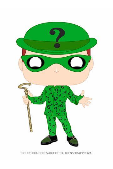 Figurka DC Comic - Riddler (Funko POP! DC)