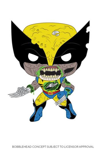 Figurka Marvel Zombies - Wolverine (Funko POP! Marvel)