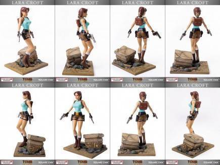 Figurka Tomb Raider - Lara Croft 20th Anniversary 36 cm