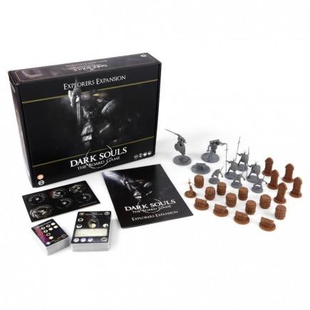 Desková hra Dark Souls - Explorers Expansion (rozšíření)