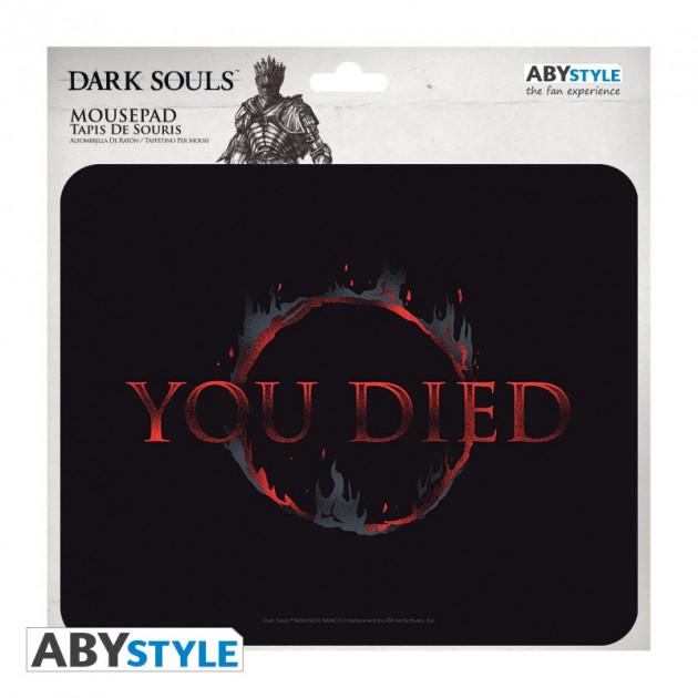 Podložka pod myš Dark Souls - You Died