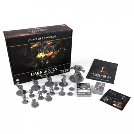 Desková hra Dark Souls - Iron Keep (rozšíření)