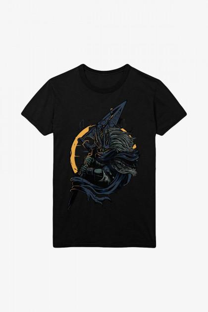 Tričko Dark Souls - Nameless King (velikost L)