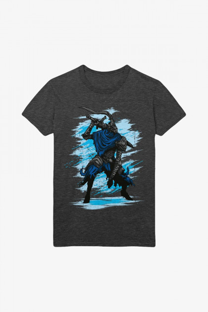 Tričko Dark Souls - Sir Artorias (velikost L)
