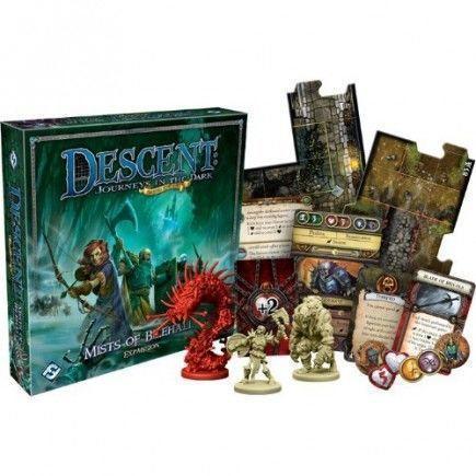 Desková hra Descent: Mists of Bilehall - EN (rozšíření)