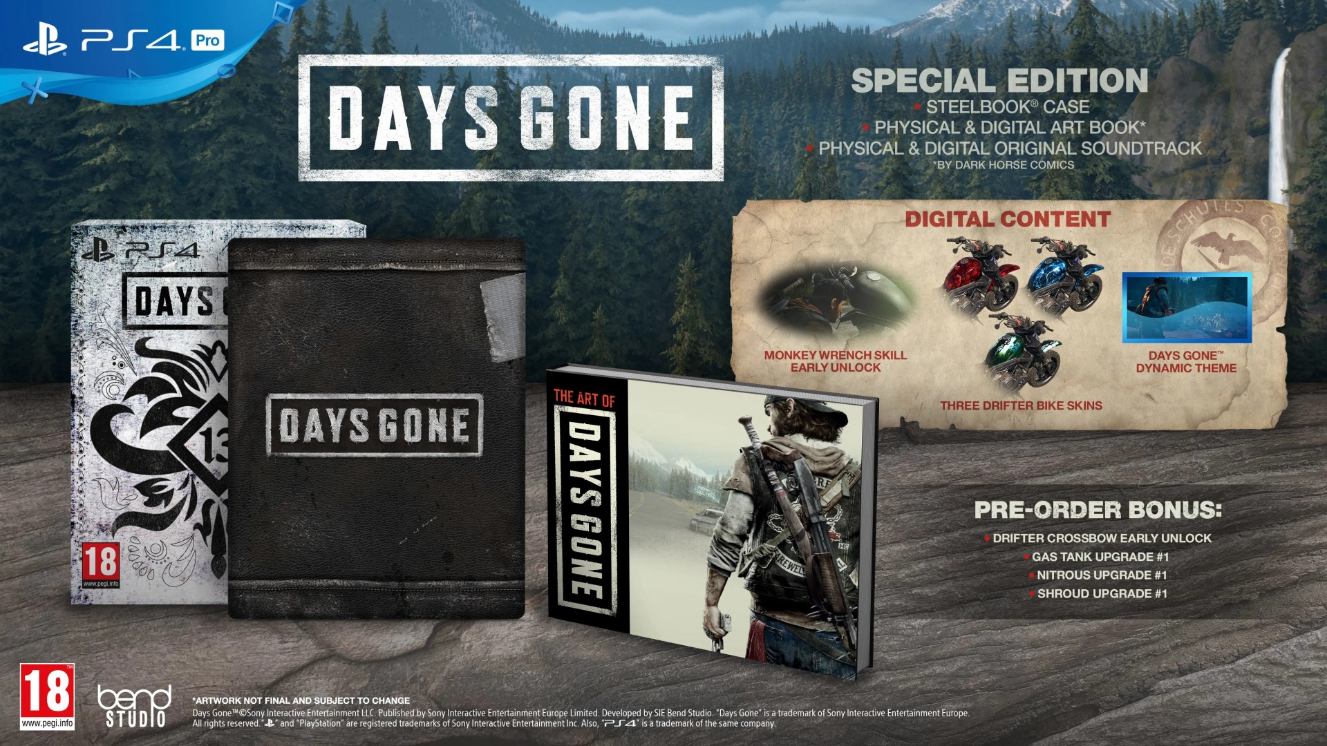 days gone download pc