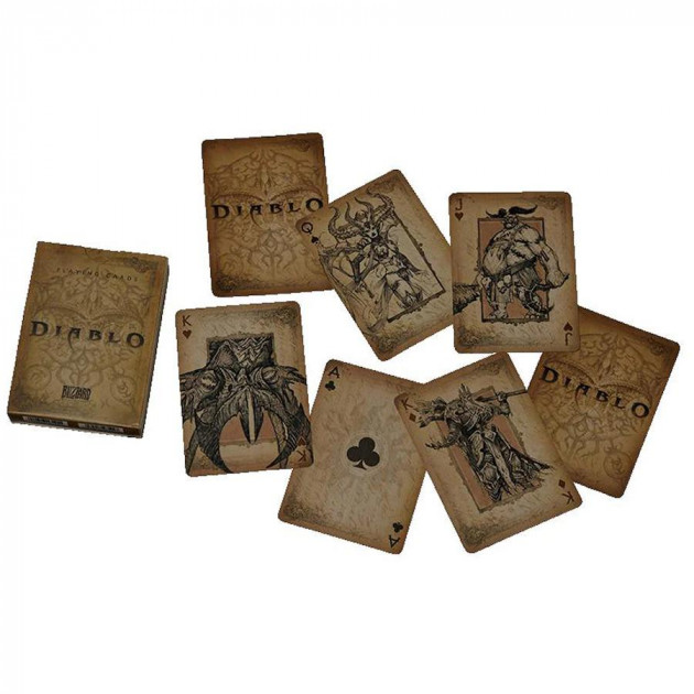 Diablo Playing Cards - Alliance