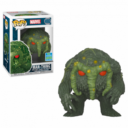 Figurka Marvel - Man-Thing (Funko POP! Exclusive)
