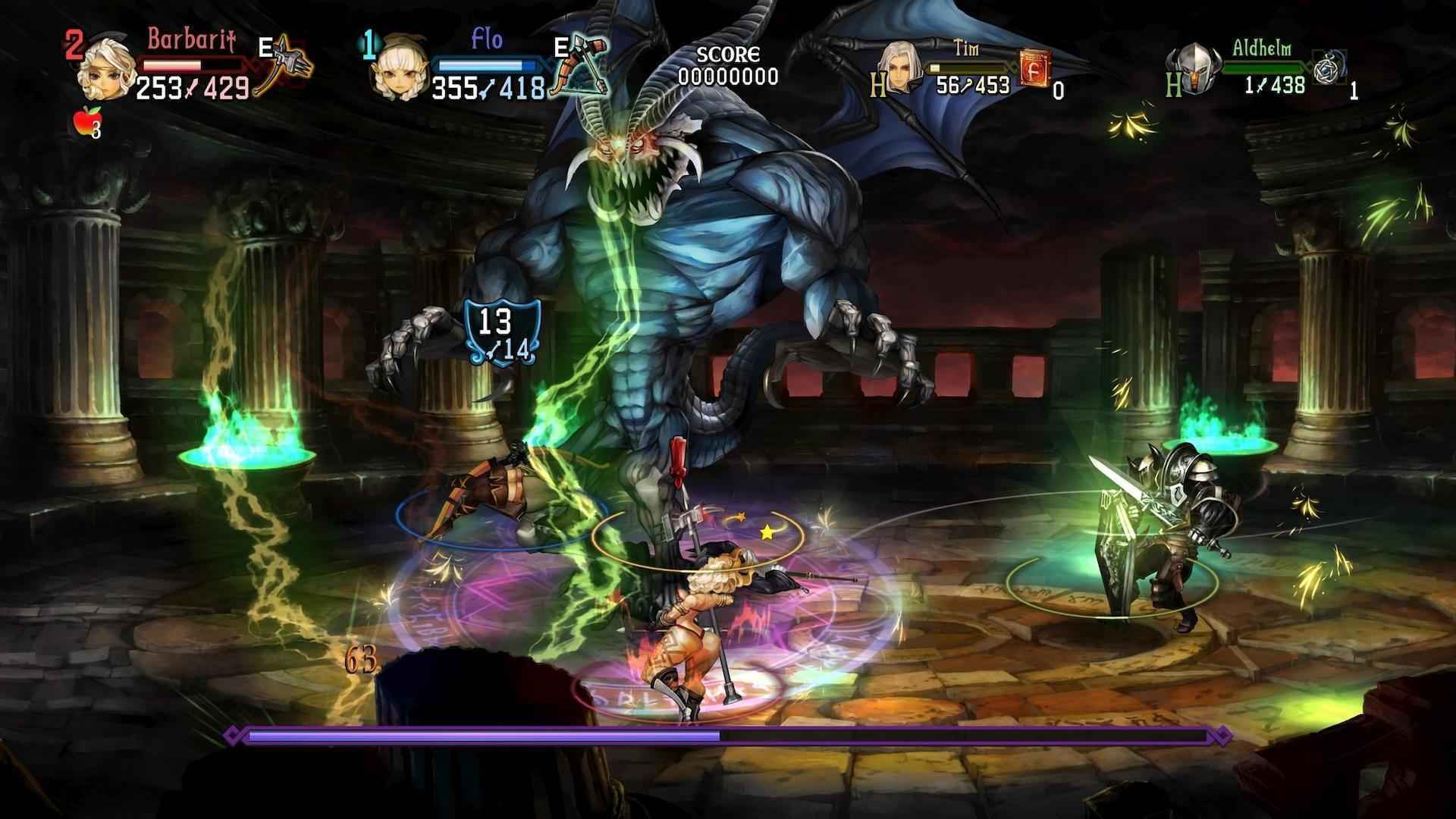 Dragons Crown Pro - Battle-Hardened Edition