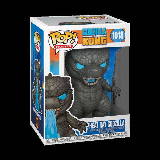 Figurka Godzilla vs Kong - Heat Ray Godzilla (Funko POP! Movies 1018)