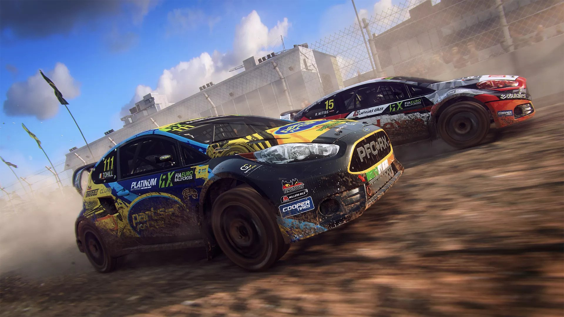 DiRT Rally 2.0 - Day One Edition (XONE)