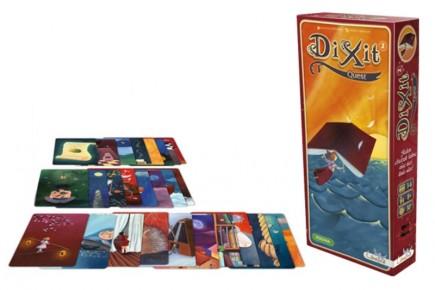 Karetní hra Dixit 2. rozšíření - Quest
