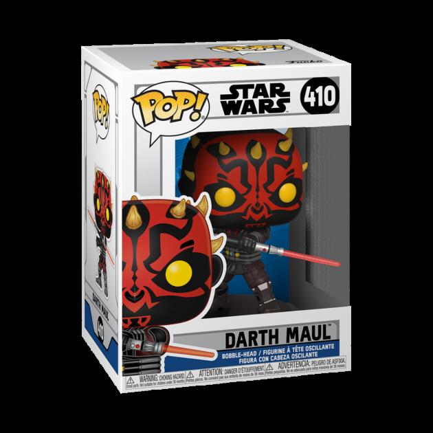 Figurka Star Wars: Clone Wars - Darth Maul (Funko POP! Star Wars 410)