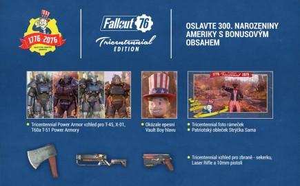 Fallout 76 - Tricentennial Edition