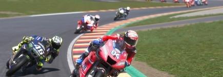 motocyklové závody