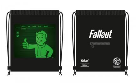 Vak na záda Fallout - Gym Bag