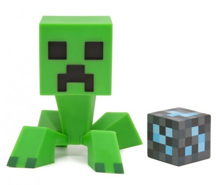 Figurka Minecraft - Creeper 6