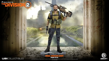 Figurka The Division 2 - Brian Johnson