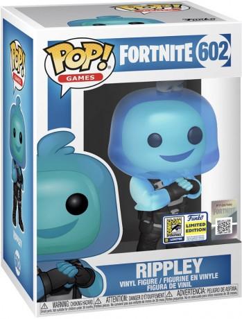 Figurka Fortnite - Rippley (SDCC Limited) (Funko POP! Games 602)