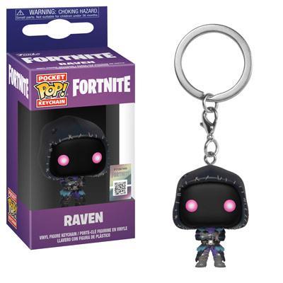 Klíčenka Fortnite - Raven (Funko)