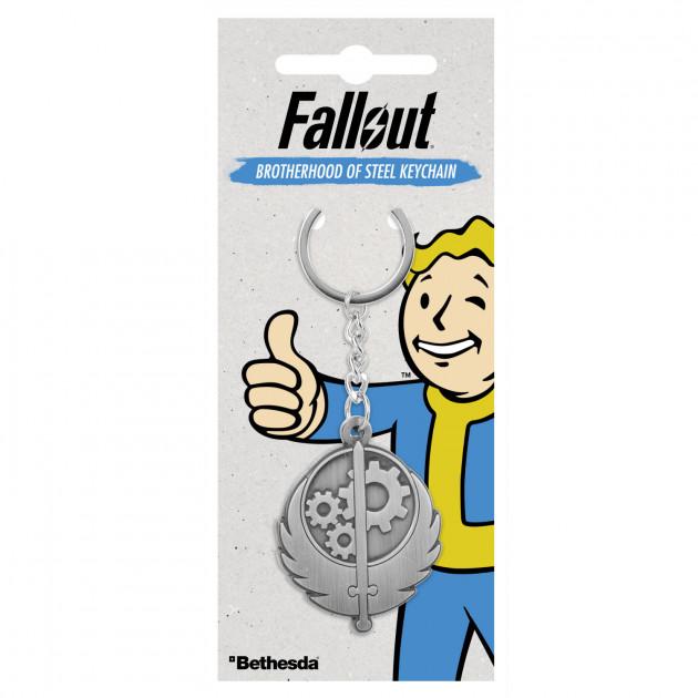 Klíčenka Fallout 4 - Brotherhood of Steel
