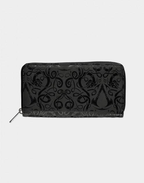 Assassin's Creed Valhalla - Ladies Zip Around Wallet